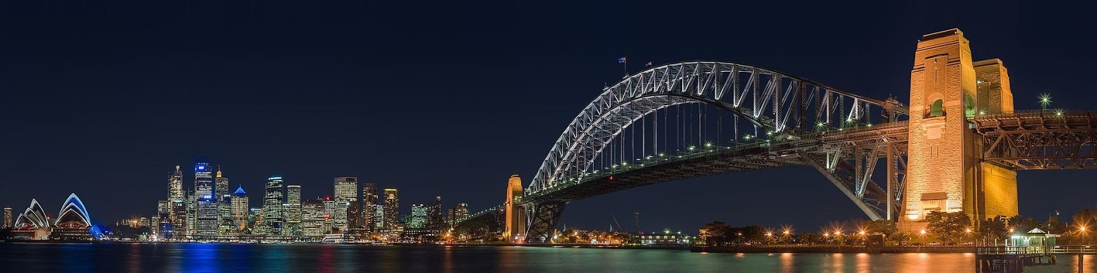 Sydney Harbor Bridge -