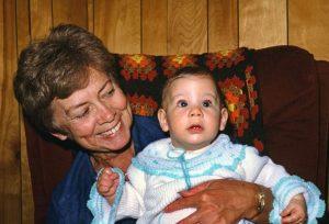 My mom loved kids