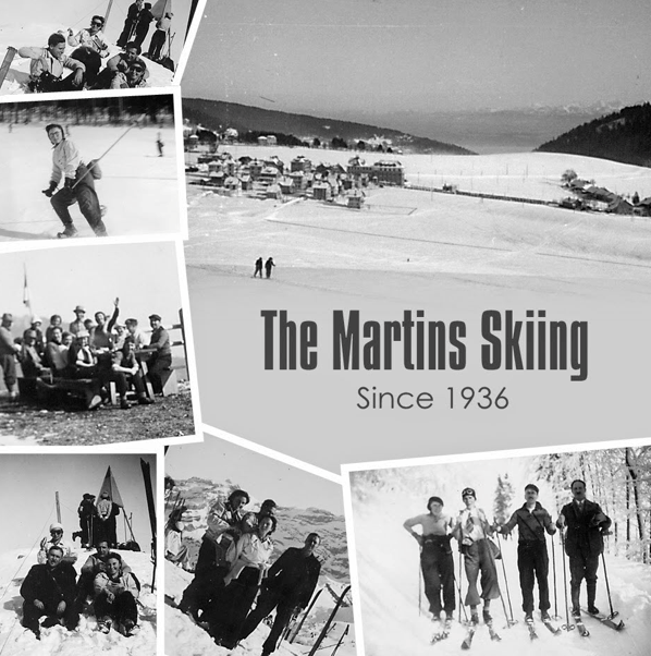 The Martins Skiing - Since 1936