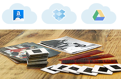Cloud Storage Options with ScanCafe