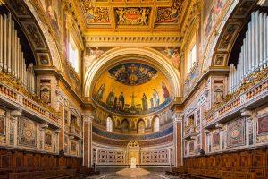 St. John Lateran Church in Rome