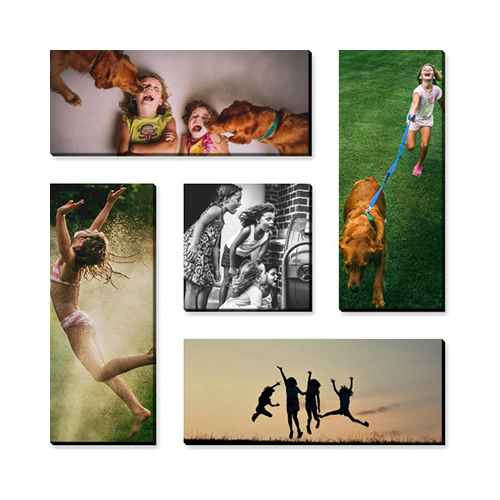 Wall montages: Shutterfly's 'Design-a-wall' tool