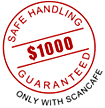 safe handling guaranteed